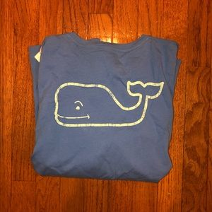 long sleeve vineyard vines shirt